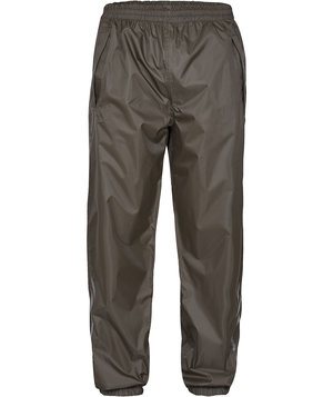 2nd quality product FE Engel rain trousers, Forest green