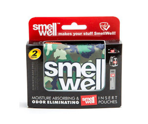 SmellWell anti-smell pillow, Black