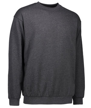 ID Game Sweatshirt, Graphite Melange