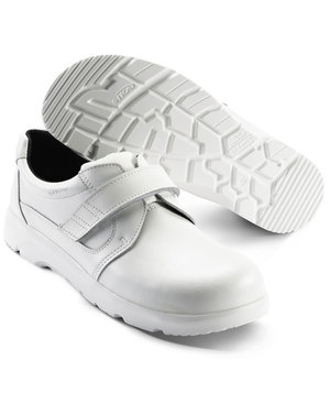 2. sortering Sika OptimaX work shoe with velcro fastening, White
