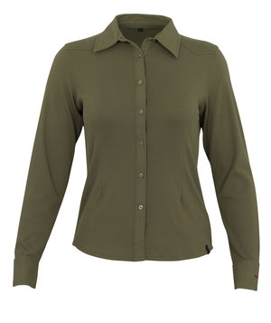 Mascot Mykonos women's shirt, Light Olive Green