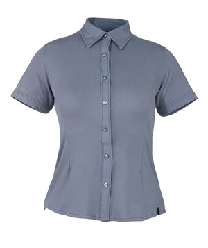 Mascot Vatio women's shirt, Blue grey