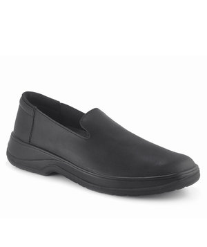 Codeor Plus loafer arbetsskor OB, Svart