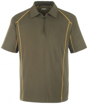 Mascot Vagos Polo shirt, Dark Olive Green