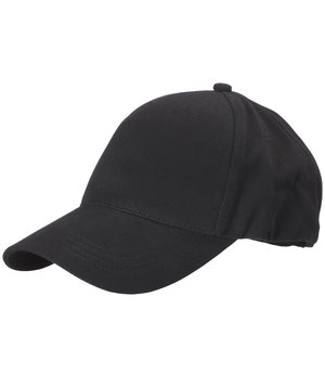 L. Brador Cap, Sort, Black