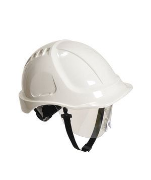 Portwest Endurance Plus Visir safety helmet, White