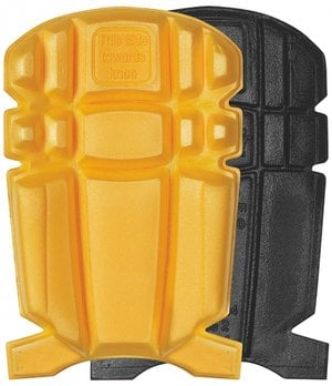 Snickers craftsmens knee protection, Black/Yellow
