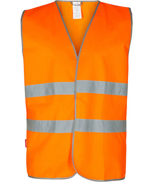 FE Engel Safety refleksvest, Oransje