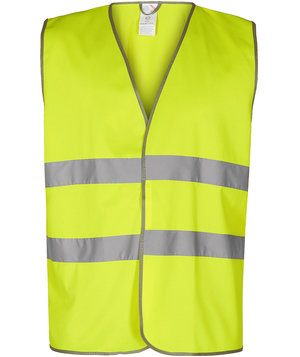 FE Engel Safety refleksvest, Gul