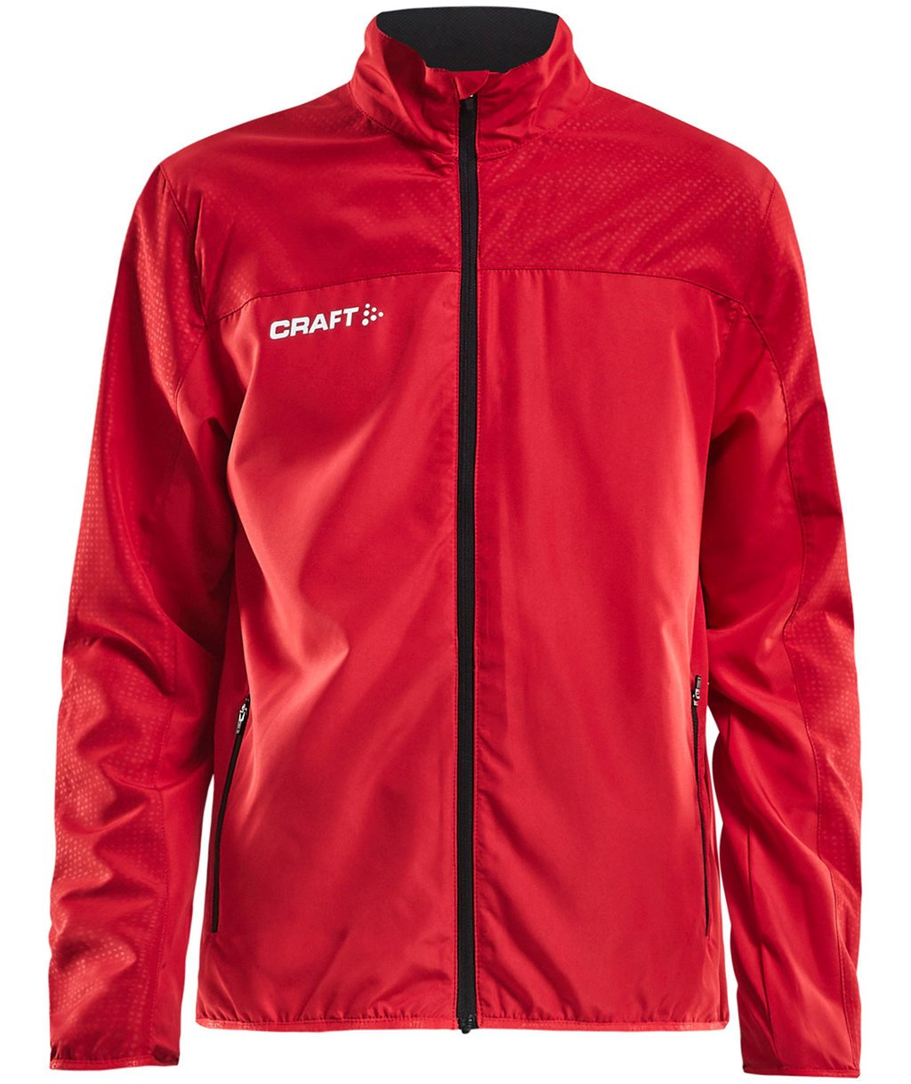 Craft Rush Windbreaker, Rot