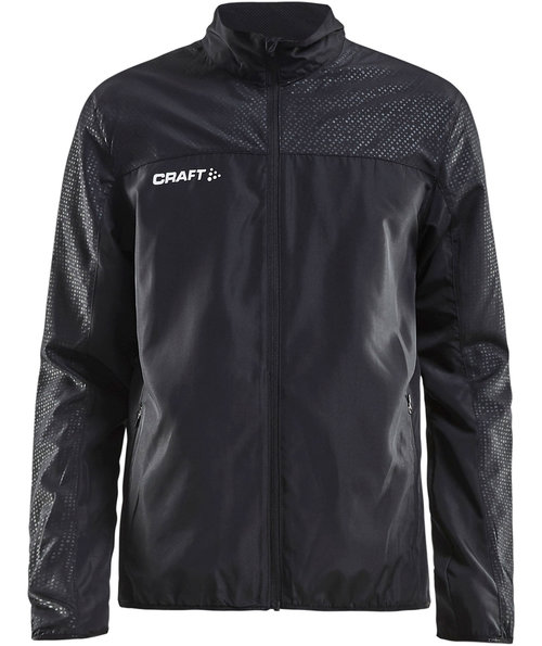 Craft Rush Windbreaker, Schwarz
