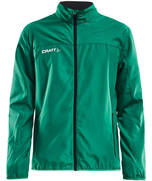 Craft Rush Windbreaker, Team Green