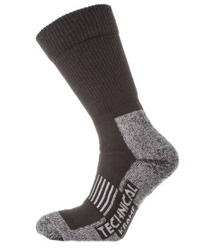Kramp Technical 3/4 termal socks, Black