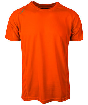 Blue Rebel Dragon T-shirt till barn, Safety orange