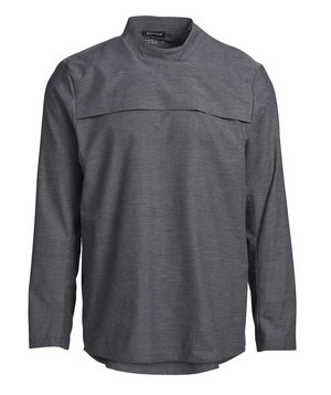 Kentaur A Collection popover skjorta, Clay Grey