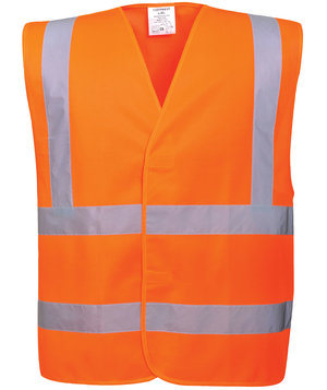 Portwest refleksvest, Orange