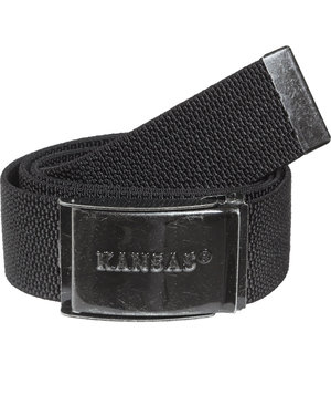 Kansas elastic belt, Black