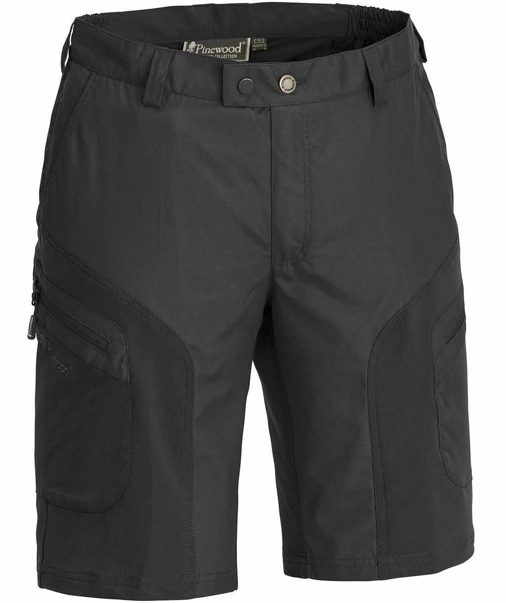 Pinewood Wildmark stretch shorts, Sort