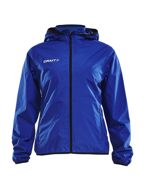 Craft women's rain jacket, Club Cobolt