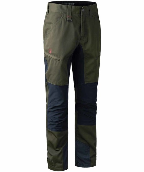 Deerhunter Rogaland stretch bukser, kontrast, Adventure Green