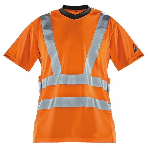 FE Engel arbets T-shirt, Orange