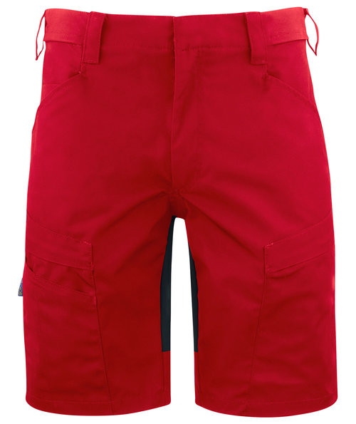 ProJob work shorts 2522, Red