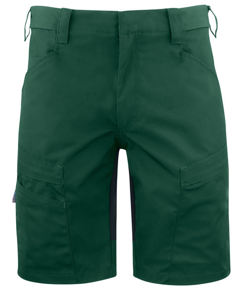 ProJob work shorts 2522, Forest Green