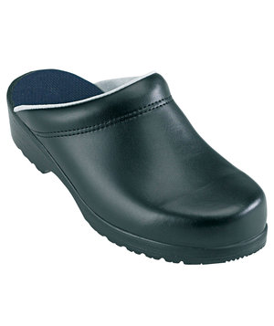 2nd quality Euro-Dan Imola clogs, Black