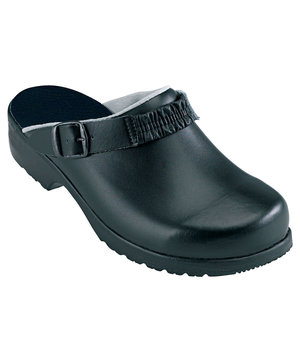 2. sortering Euro-Dan Motegi safety clogs, Black
