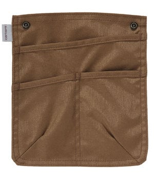 Carhartt loose hanging pocket for work trousers, Brown