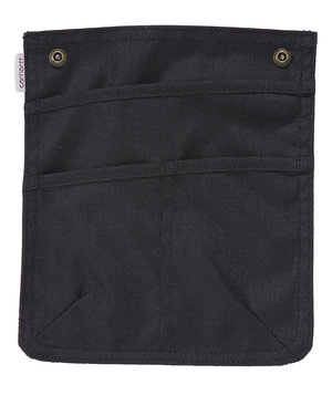 Carhartt loose hanging pocket for work trousers, Black