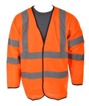 Ocean refleksvest, Hi-Vis Orange