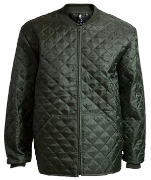 Elka Thermo jacket, Olive Green