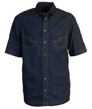 Nybo Workwear Spirit shirt, Blue