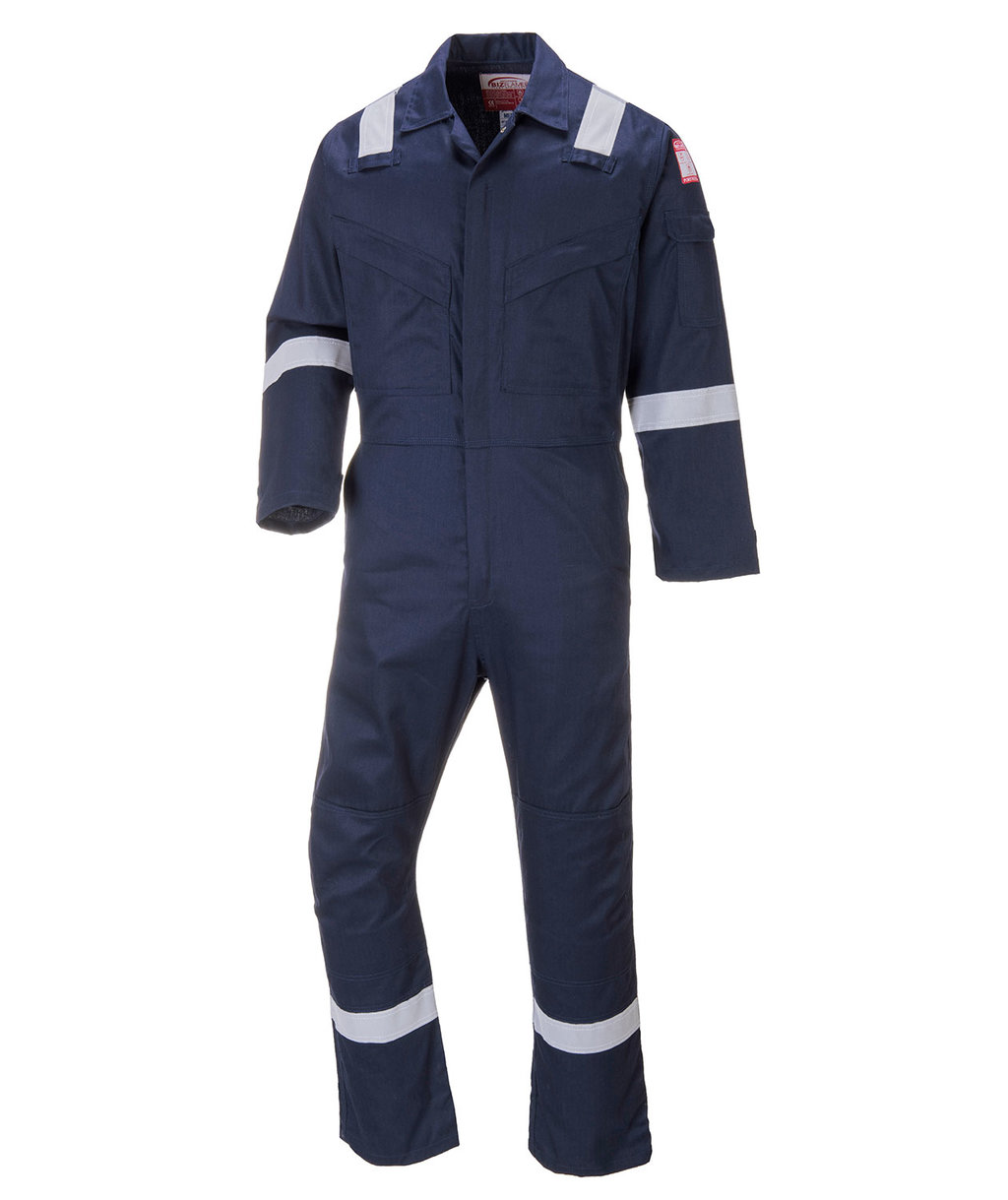 Portwest flammhemmende Overall, Marine