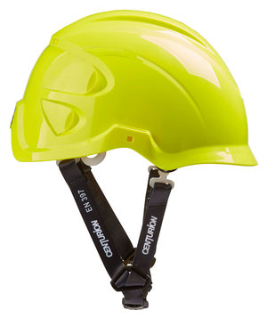 Centurion safety helmet Nexus Secure Plus, Hi-Vis Yellow