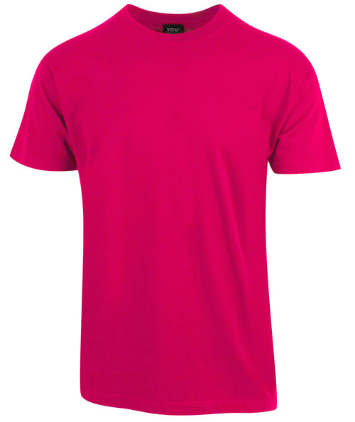 YOU Classic unisex T-shirt, Raspberry