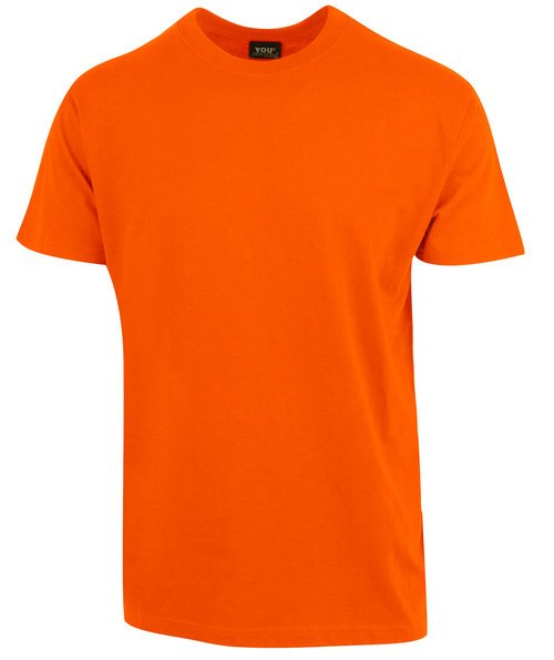 YOU Classic unisex T-shirt, Orange
