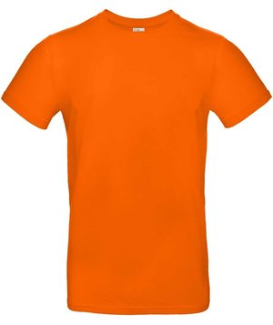 B&C #E190 T-shirt unisex , Orange