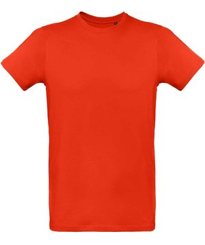 B&C Inspire Plus T-shirt, Fire Red