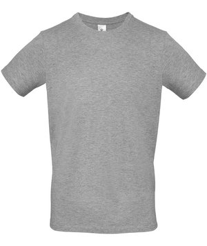 B&C #E150 unisex T-shirt, Sports grey