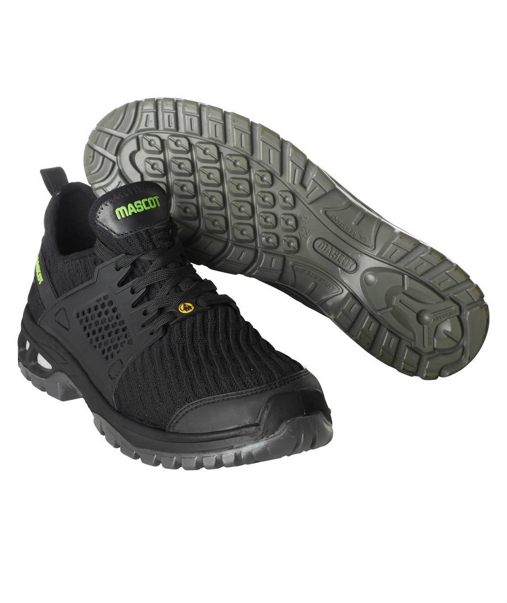 Mascot Energy safety shoes S1P, Black