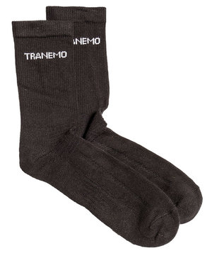 Tranemo work socks, Black