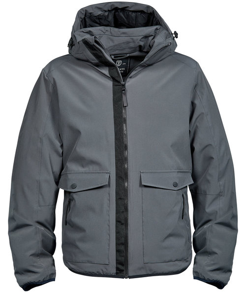 Tee Jays Urban Adventure Jacke, Space Grey