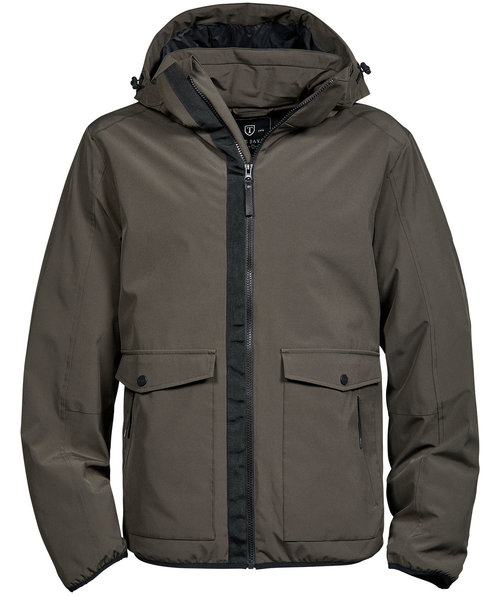 Tee Jays Urban Adventure Jacke, Dark Olive