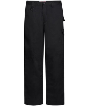 Bulldog Workwear Basic arbejdsbukser, Sort
