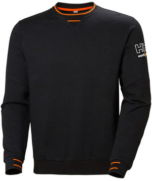 Helly Hansen WW Kensington sweatshirt, Sort