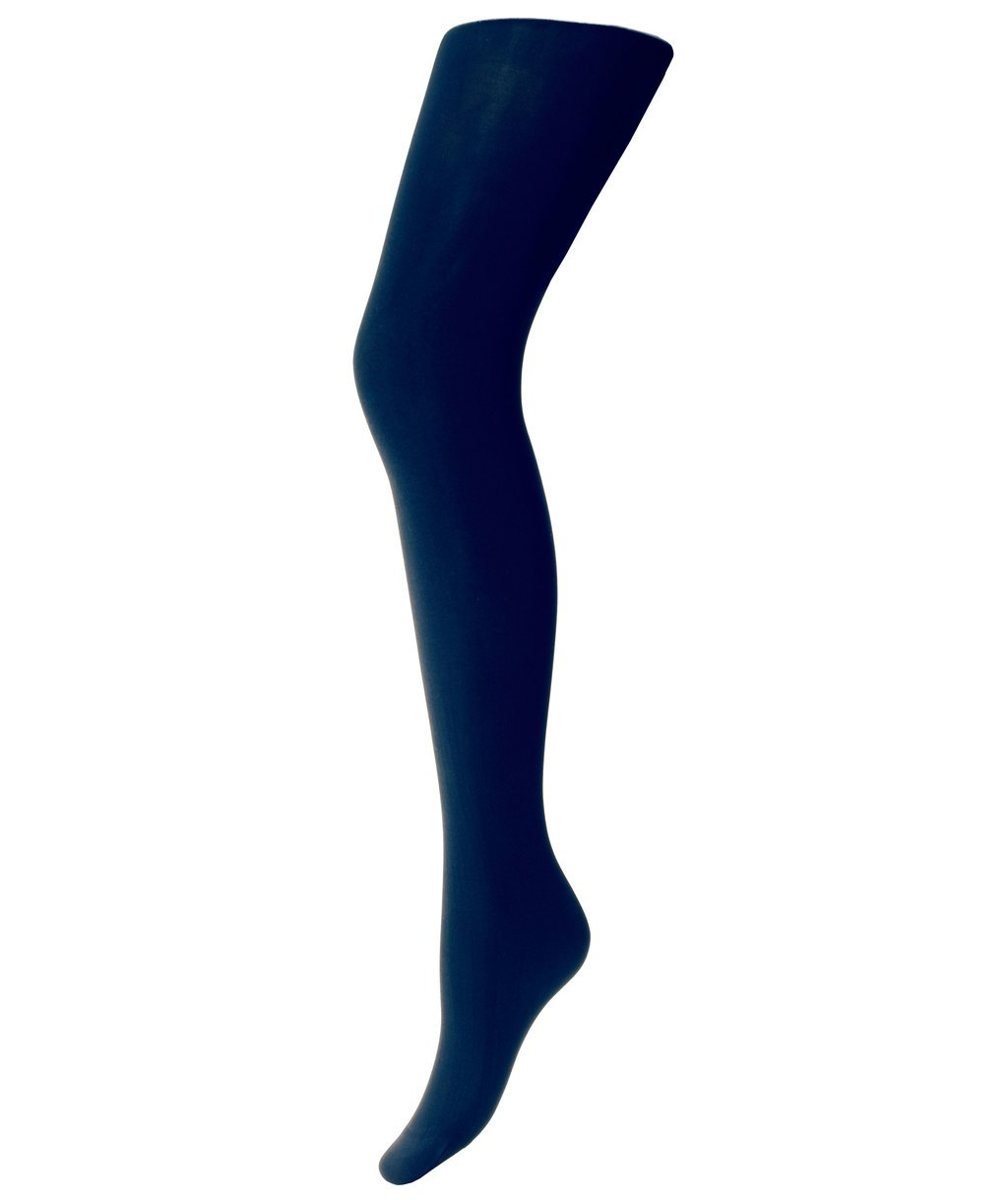 Decoy Microfiber Tights 3D 60 den., Blue Iris
