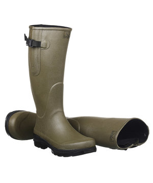 Le Cerf Sully rubber boots, Khaki