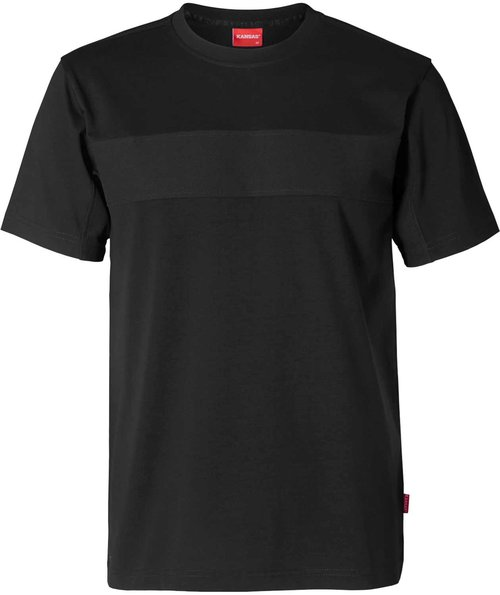 Kansas Evolve T-Shirt, Schwarz